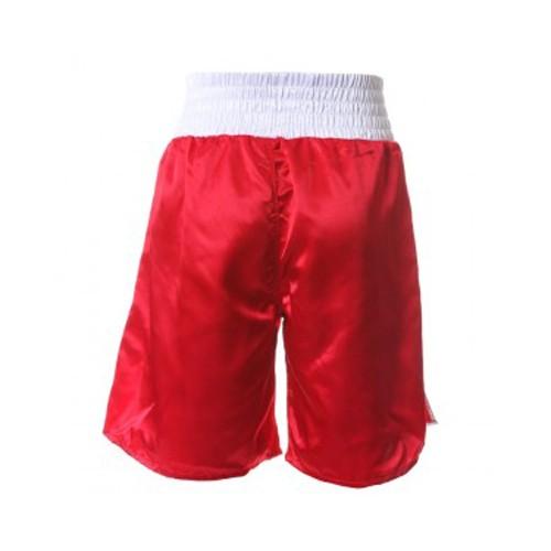 Everlast Pro Boxing Trunks red white 4413
