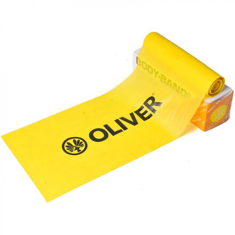 Oliver Body Band 5.5m gelb Leicht