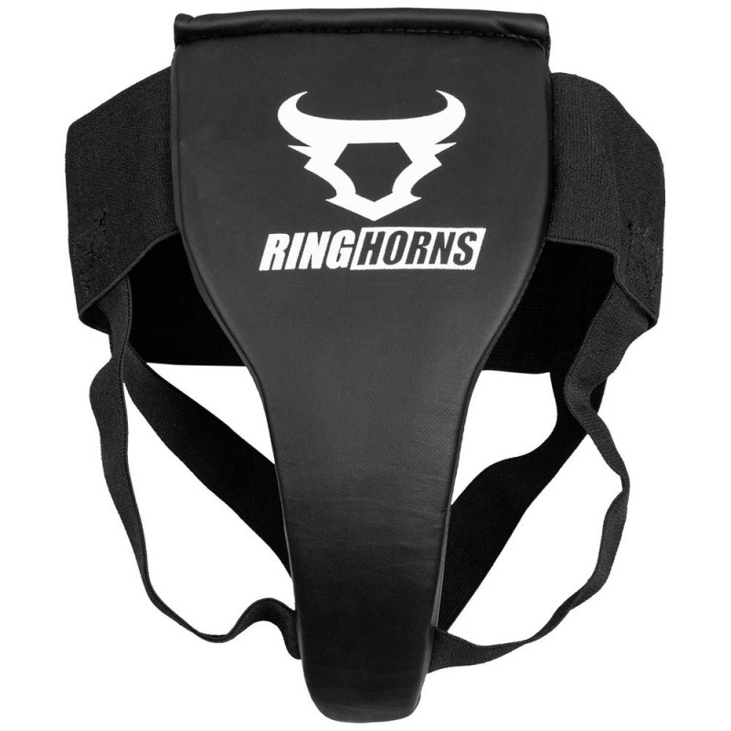 Ringhorns Charger Women Groinguard and Support Black