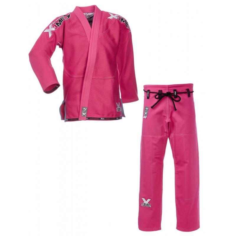 ju- Sports Amazona BJJ Extreme 2.0 Pink