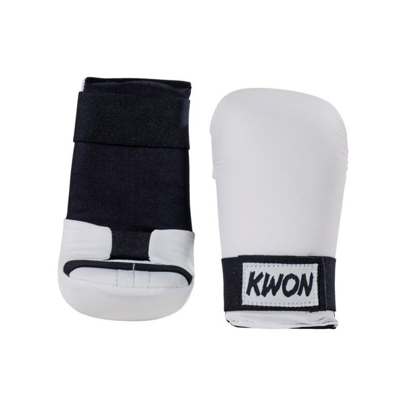 Kwon Ladro Handschützer weiss