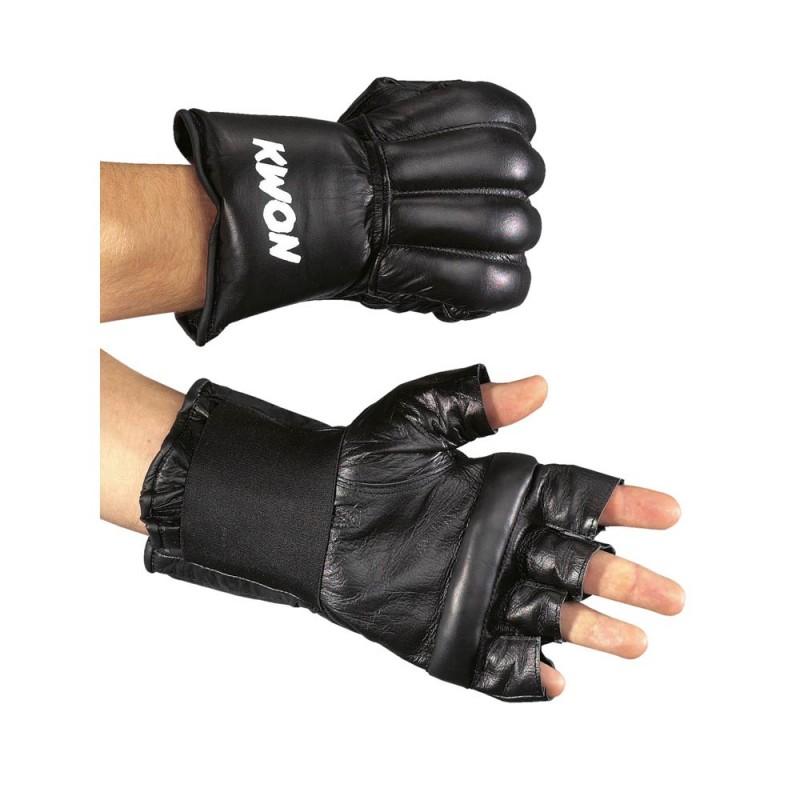 Kwon Open Fingers Sandsackhandschuhe
