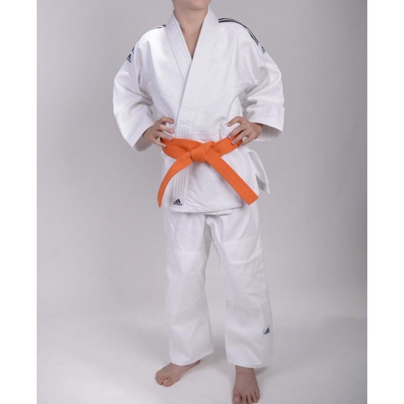 Orgullo maníaco Rápido  Adidas J500 Training Judo Gi Weiss Schwarz günstig kaufen | BOXHAUS
