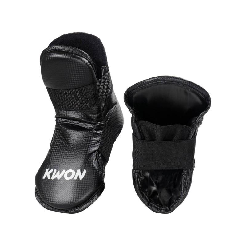 Kwon Semi Tec Fussschutz schwarz