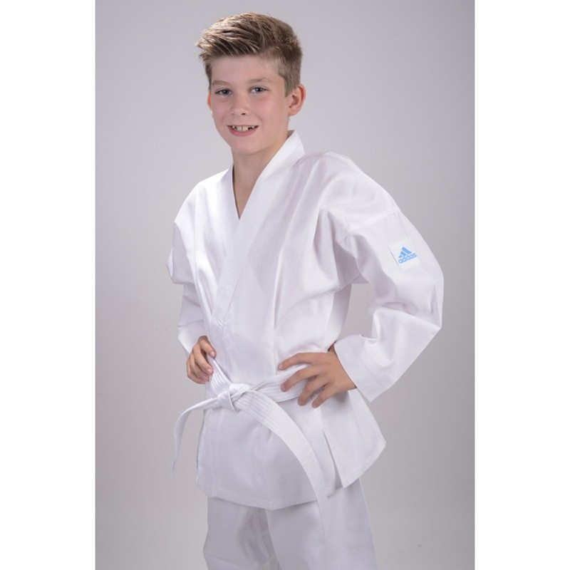 Abverkauf Adidas K200E Kids 2in1 Karate Gi