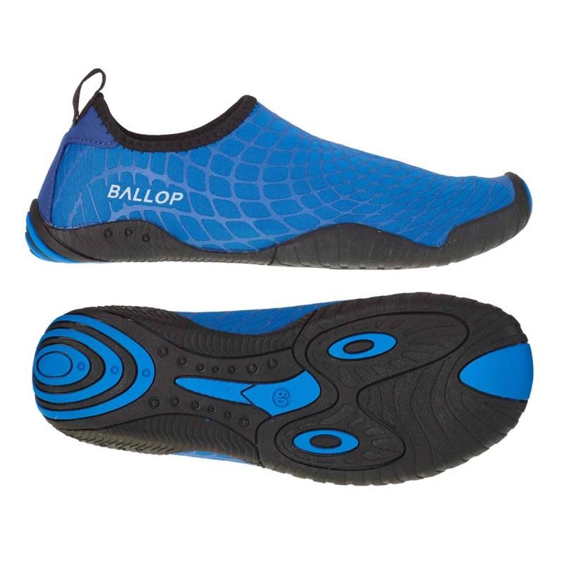 Abverkauf Ballop  Spider V2 Schuhe Blue