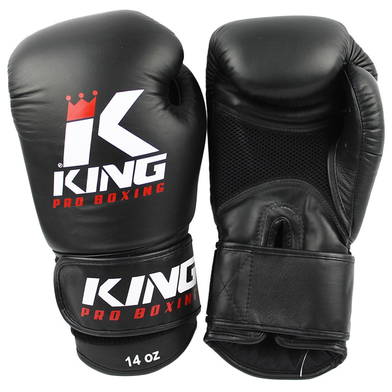 King Pro Boxing KPB BG Air Boxhandschuhe Leder