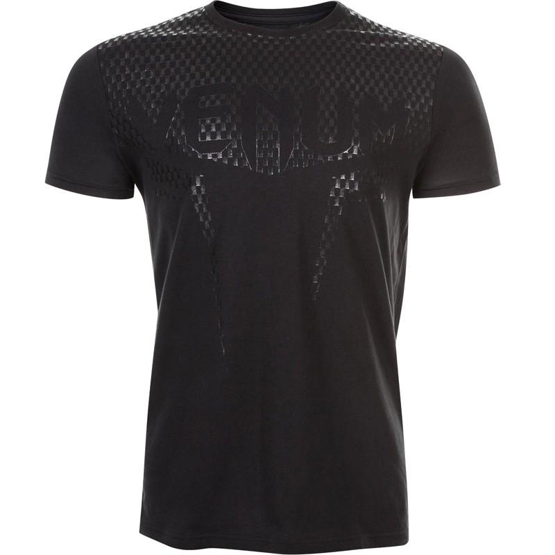 Venum Carbonix T-Shirt Schwarz