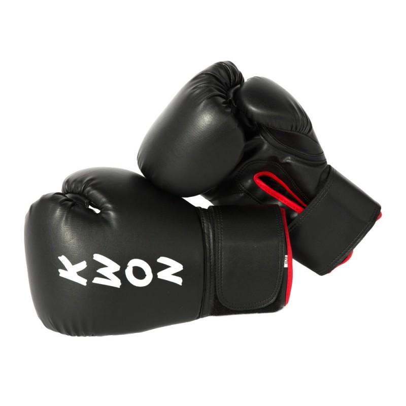 Kwon Training Boxhandschuhe schwarz
