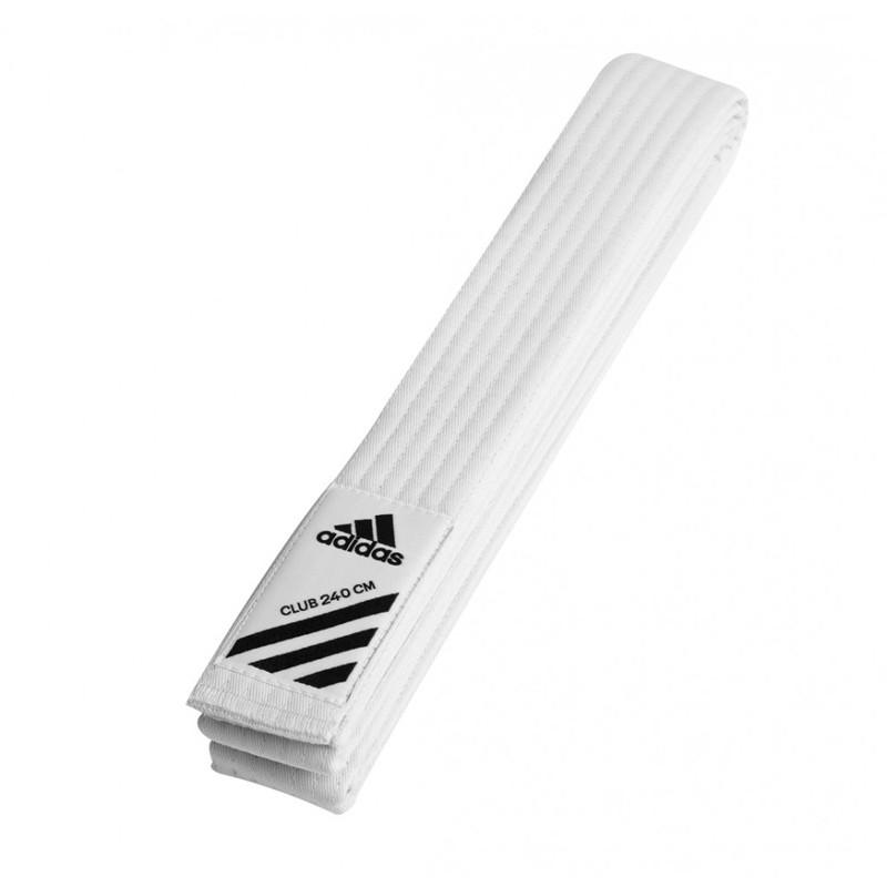 Abverkauf Adidas Club Belt Weiss