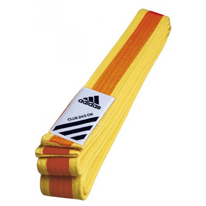 Adidas Club Belt Gelb Orange