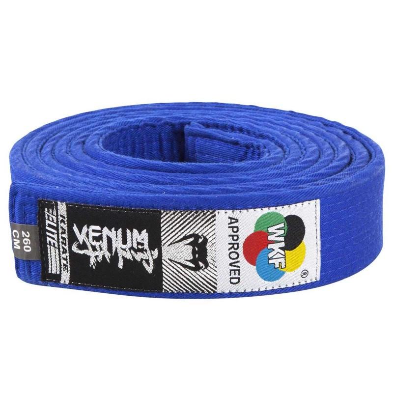 Venum Karate Belt Blue