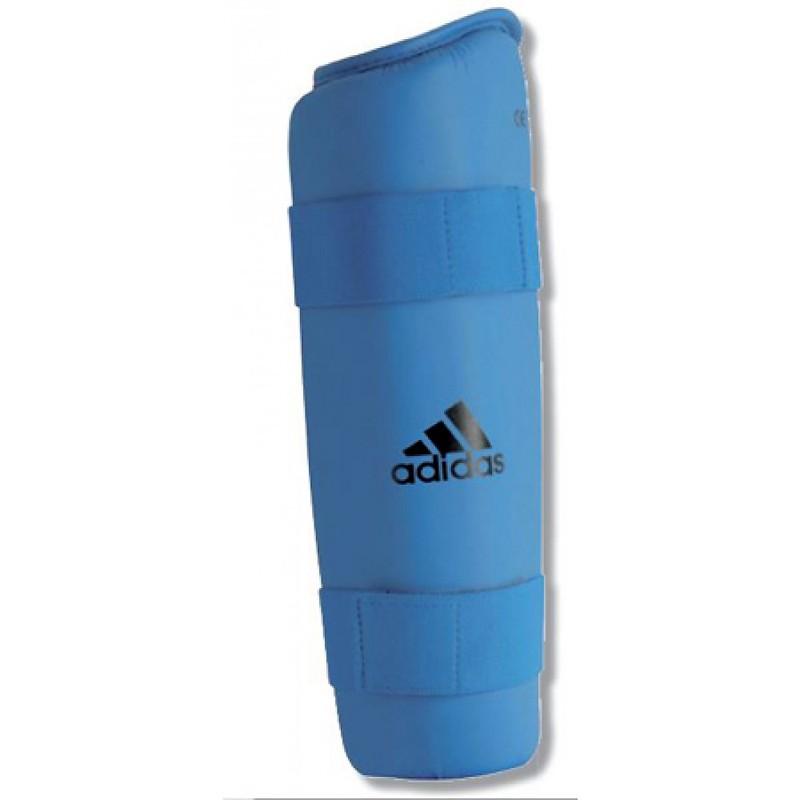 Abverkauf Adidas Schienbeinschützer Blau