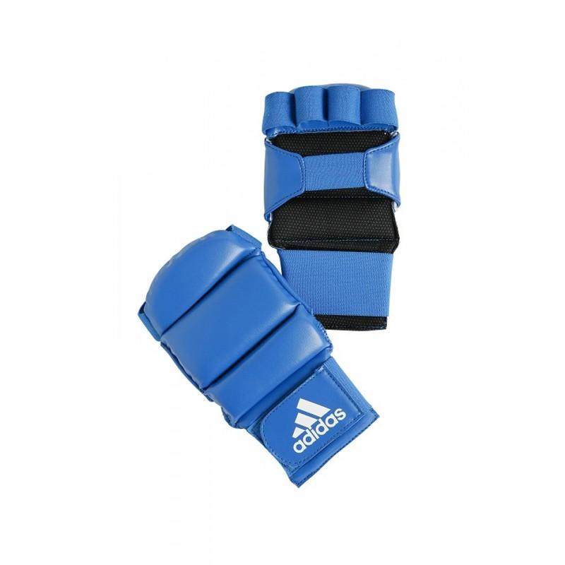 Abverkauf Adidas Ju Jutsu Handschutz Blau