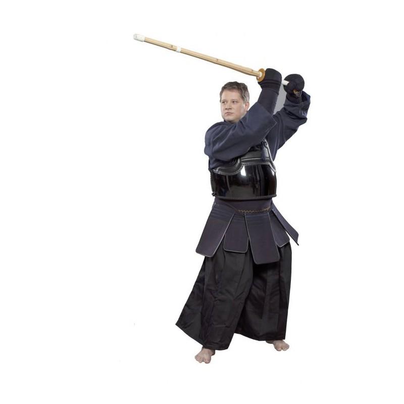 Hayashi Hakama fuer Kendo Aikido Schwarz