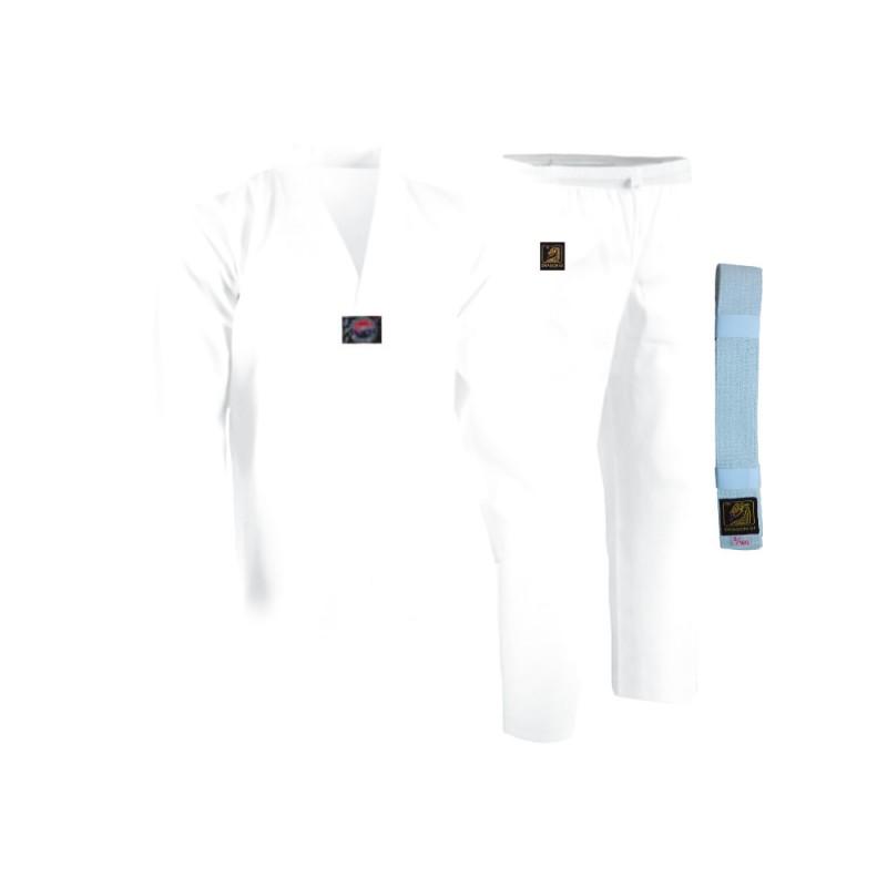 Taekwondo Anzug Dragon Weiss Junior