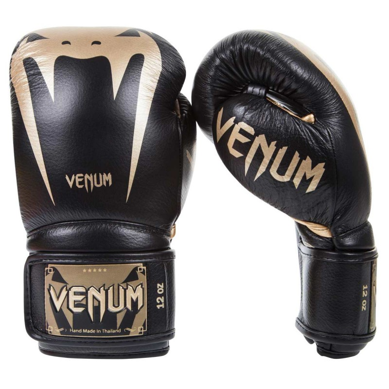 Venum Giant 3.0 Boxing Gloves Black Gold