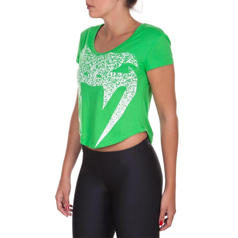Abverkauf Venum Assault Women T-Shirt Green