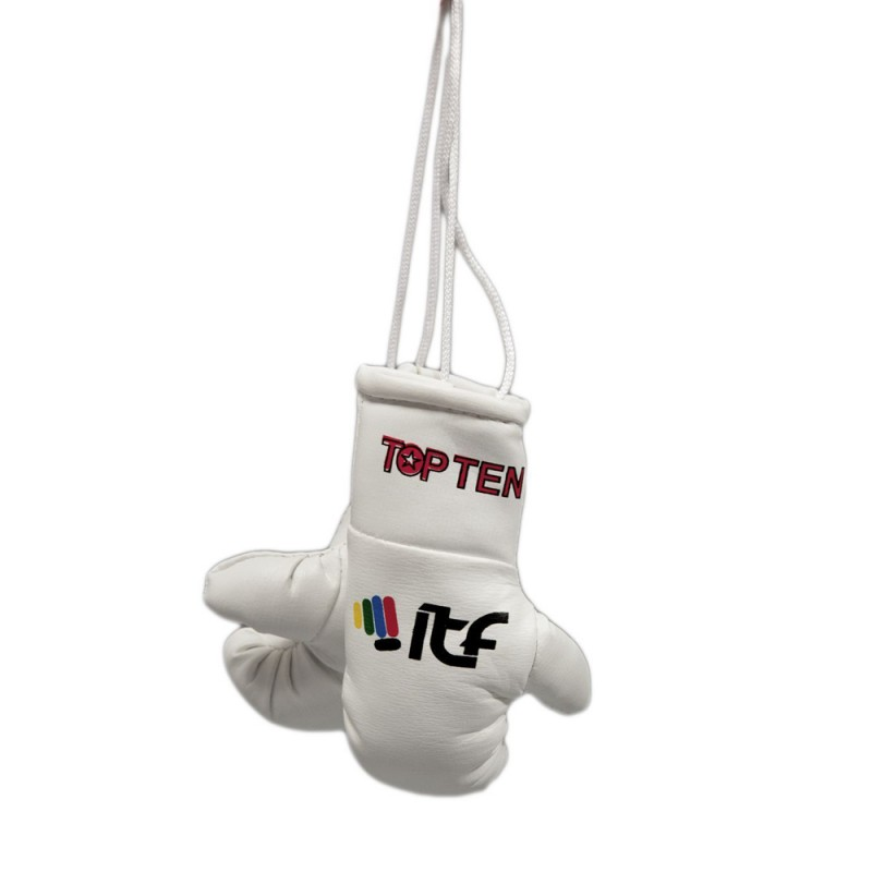 Top Ten ITF Mini Boxhandschuhe Weiss