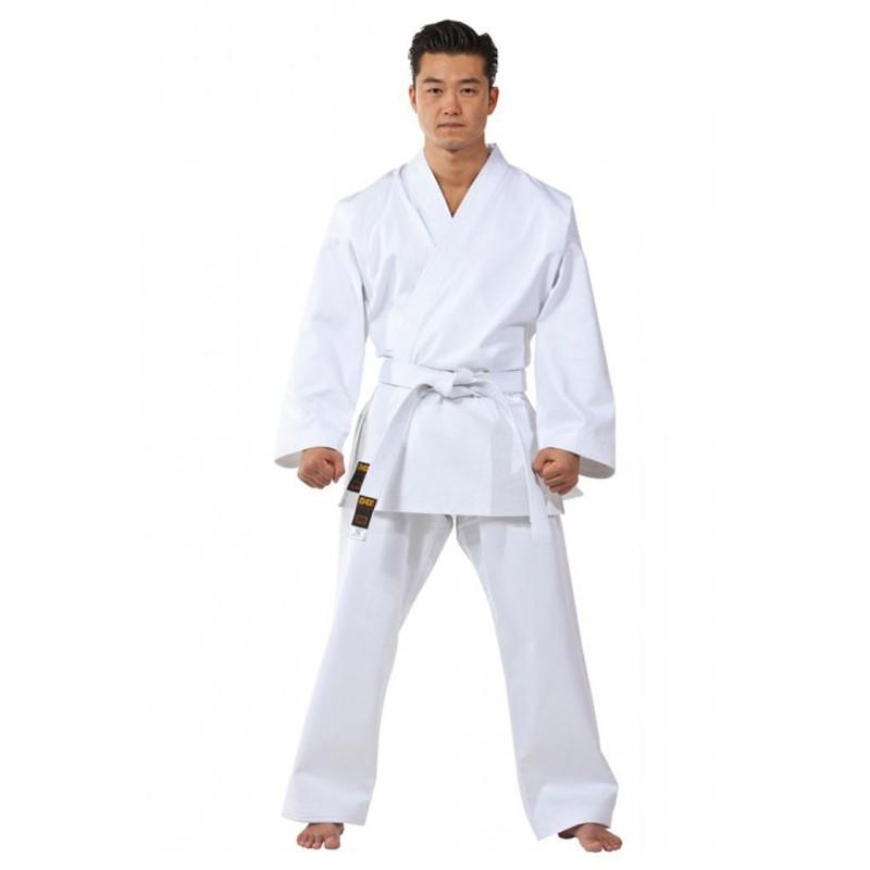 DAX TKD Karateanzug Student Revers Weiss