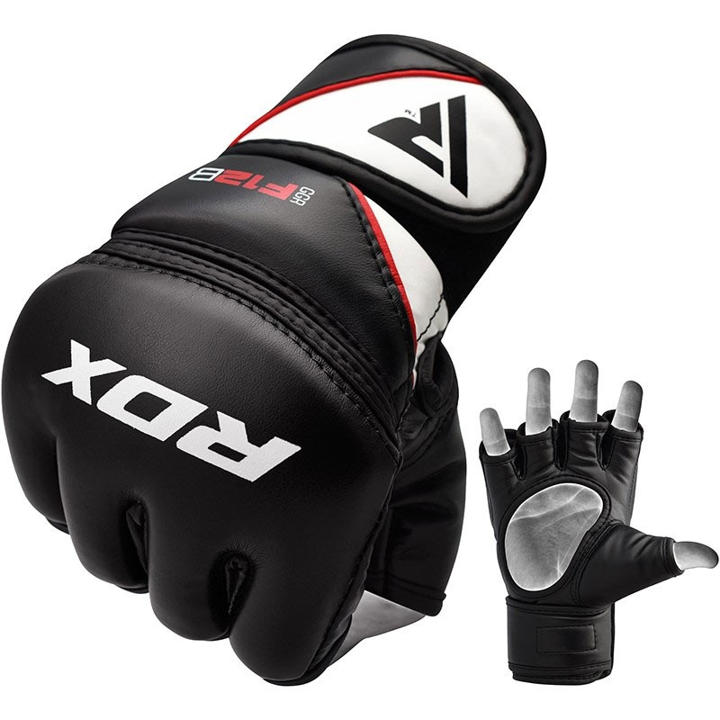 RDX Grappling Handschuh GGRF-12 schwarz