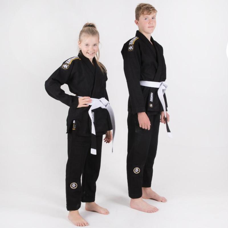 Tatami Kids Nova Absolute BJJ Gi Black