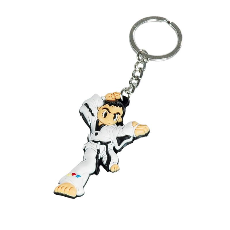 Kwon Schlüsselanhänger Taekwondo Handkante