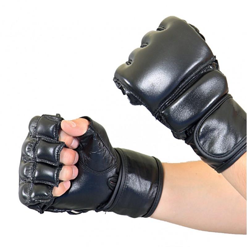 Abverkauf Phoenix Free Fight Handschuhe Leder