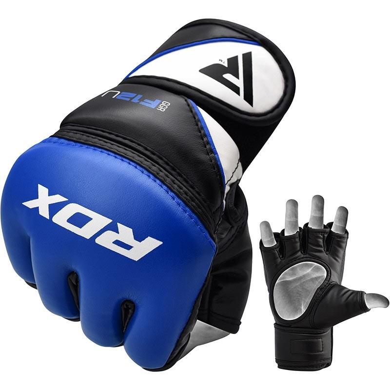 RDX Grappling Handschuh GGRF-12 blau