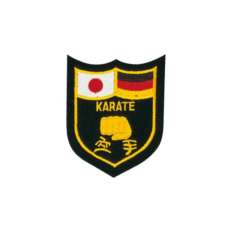 Kwon Stickabzeichen Deutsch Japanisches Karate