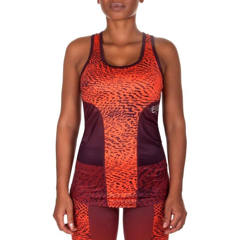 Abverkauf Venum Dune Tank Top Women Orange