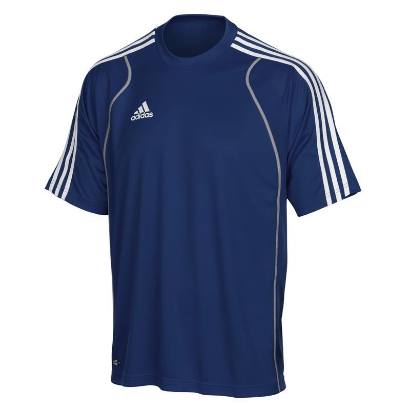 Abverkauf Adidas T8 Clima T Shirt Herren Blau günstig kaufen