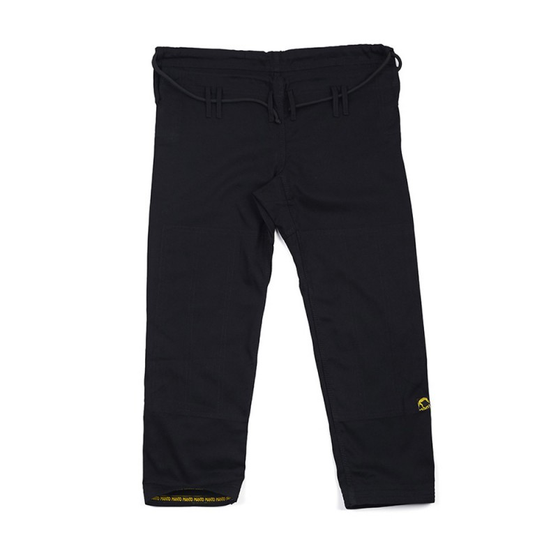 Manto Basic BJJ Gi Pants Black