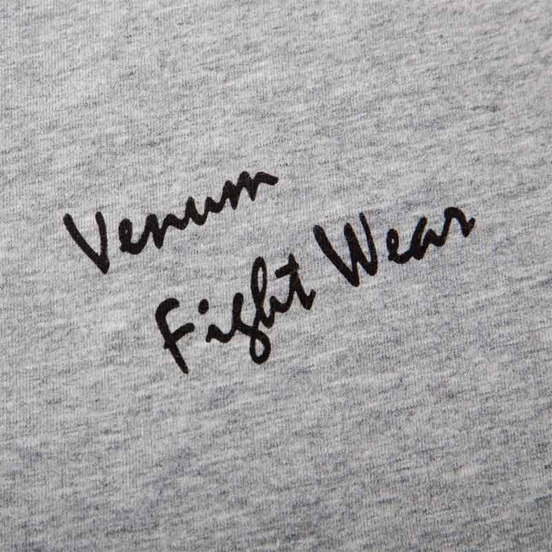 Venum Giant Shirt Grey Black