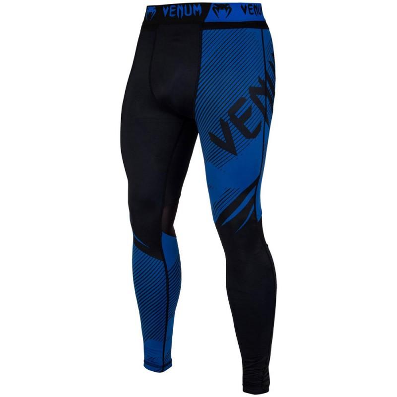 Venum Nogi 2.0 Spats Black Blue