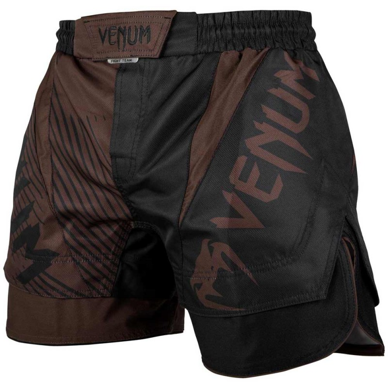 Venum Nogi 2.0 Fightshorts Black Brown