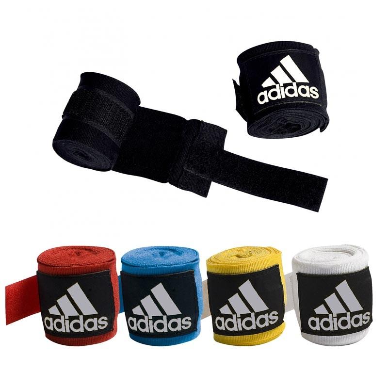Adidas BOXBANDAGE Boxing Crepe halbelastisch 2,5 m