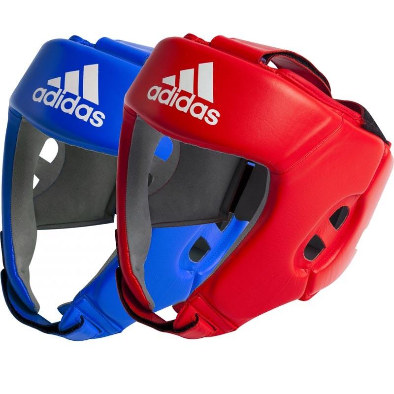Adidas Box Kopfschutz  AIBA Licensed