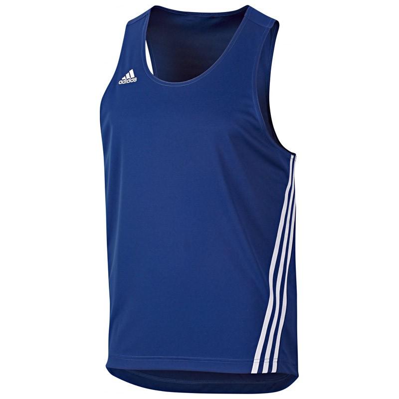 Abverkauf Adidas Base Punch Top Men blau