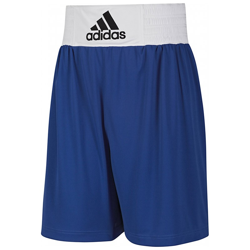Abverkauf Adidas Base Punch Shorts Men blau