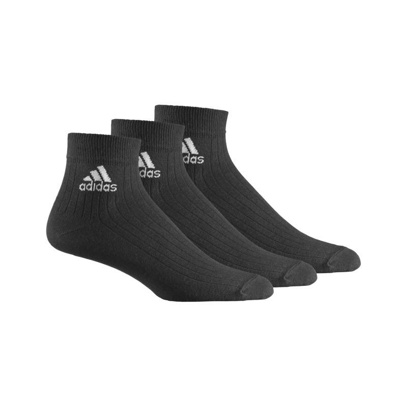 abverkauf adidas ankle rib t 3 pp sneaker socken g nstig kaufen boxhaus. Black Bedroom Furniture Sets. Home Design Ideas