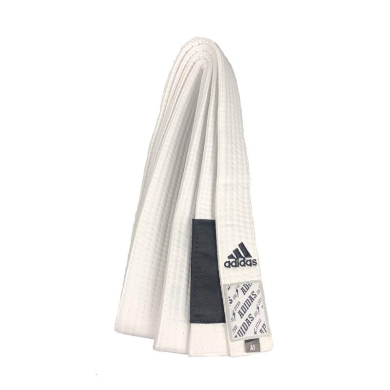 Abverkauf Adidas BJJ Gürtel weiss