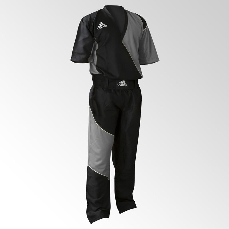Abverkauf Adidas Kick Boxing Pants Black Grey