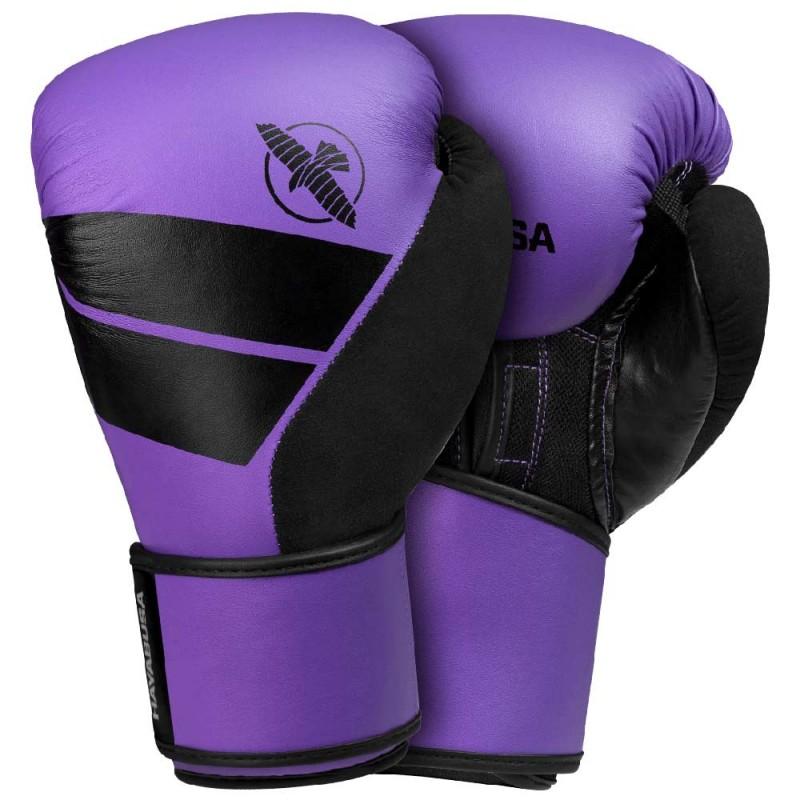 Hayabusa S4 Boxing Glove Purple
