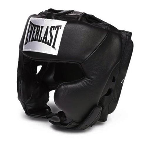 Everlast Pro Traditional Headgear 340 Black