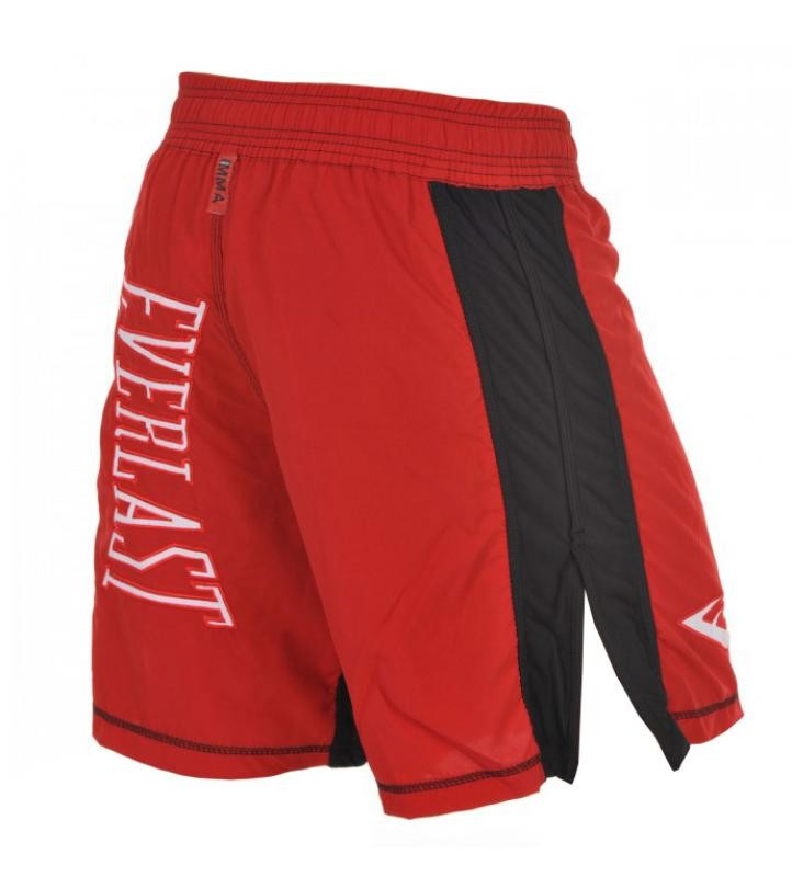 Abverkauf Everlast Omnistrike MMA8 Fight Trunks red black