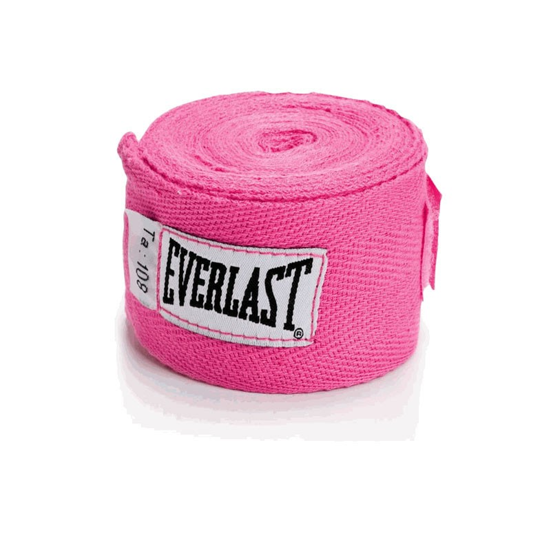 Everlast Handwraps 2,70m Pink