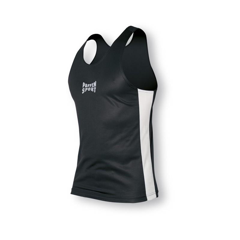 Paffen Sport Contest Boxerhemd schwarz