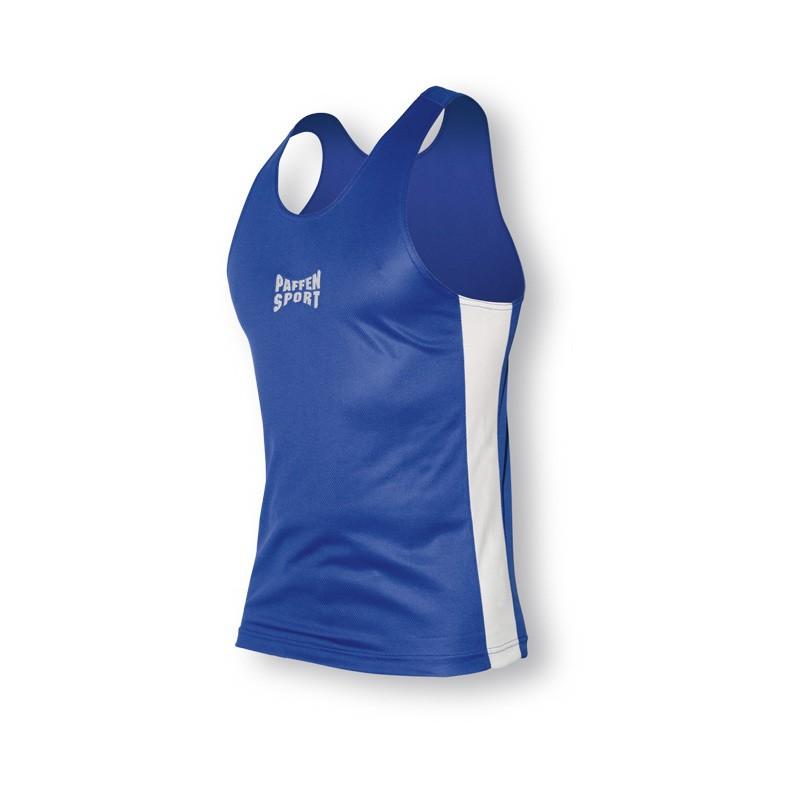 Paffen Sport Contest Boxerhemd blau