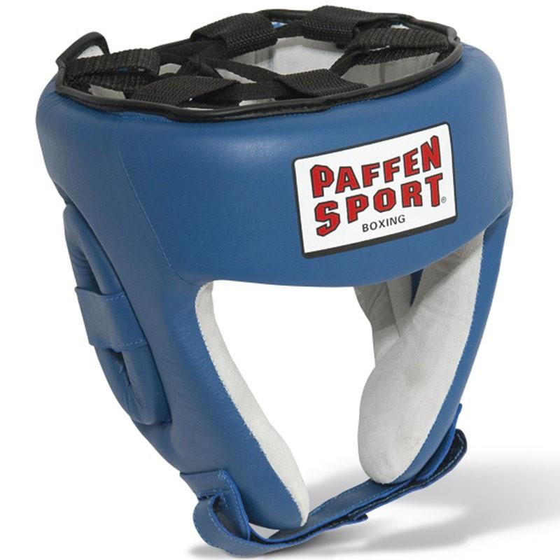 Paffen Sport Contest Kopfschutz blau